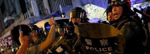 À Hongkong, l'escalade de la violence
