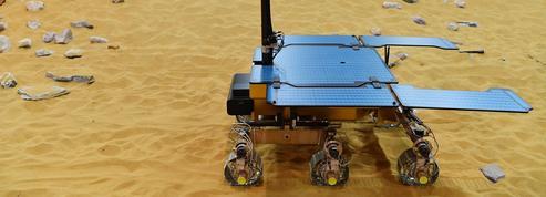 Exploration de Mars: un échec préoccupant pour le robot européen