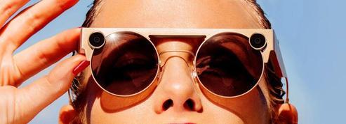 Snap sort une troisième version de ses lunettes connectées