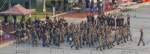 Hongkong: le ton de Pékin se fait de plus en plus menaçant