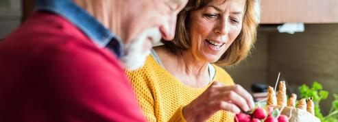 Seniors: quels aliments pour rester en forme?