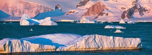 Le voyage extraordinaire d'Isabelle Autissier en péninsule Antarctique