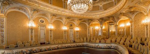 Le théâtre de Fontainebleau remis en scène