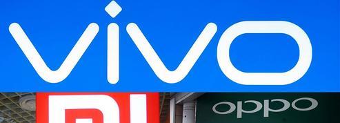 Les constructeurs chinois Xiaomi, Vivo et Oppo s'unissent pour concurrencer Apple