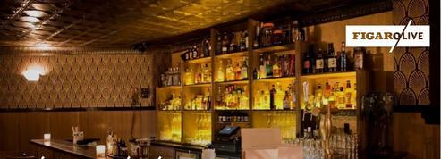 Les recettes du bar à cocktails Moonshiner à Paris