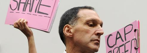 Dick Fuld, ex-PDG de Lehman Brothers, l'incarnation de la crise financière