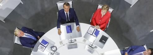 Guillaume Tabard: «Les calculs politiques d'une action diplomatique»