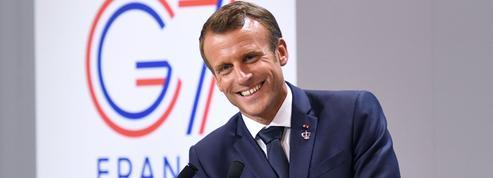 Au G7, la France fait signer une charte sur la modération des contenus en ligne
