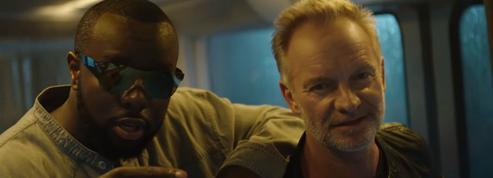 Métro-boulot-fiasco pour Reste ,le nouveau clip de Maître Gims et Sting