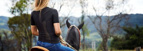 Des vêtements contre le mal de dos: et si ça marchait?