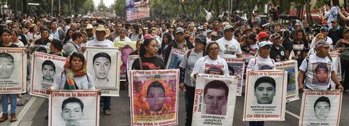 Mexique: une marche pour les 40.000 personnes portées disparues