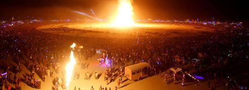Spectaculaires et éphémères, six installations du Burning Man 2019 en images