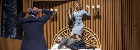 Feydeau, Molière, Guitry... la belle rentrée des théâtres