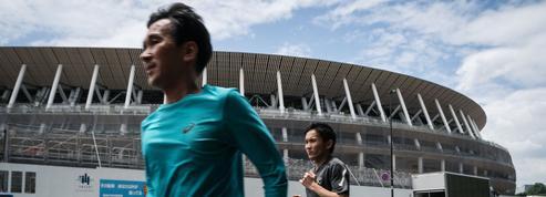 Sous la chaleur accablante, Tokyo en «stress test» à un an des JO