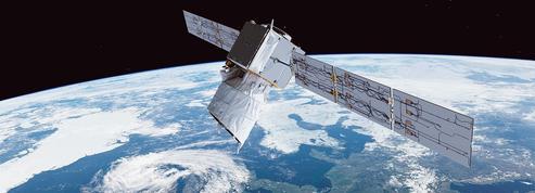 Un satellite européen doit manœuvrer pour en esquiver un autre