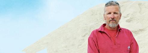 Loïc Abisset, à fleur de sel