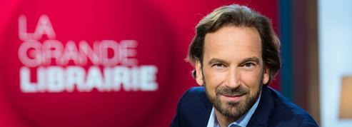 François Busnel (La Grande Librairie): «Amélie Nothomb pousse le bouchon un peu loin»