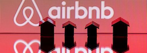 Airbnb continue de gagner du terrain sur l'hôtellerie