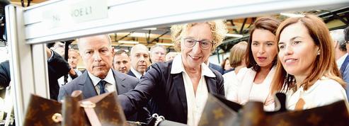 Louis Vuitton rend ses ateliers français plus flexibles