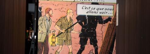 Blake et Mortimer dialoguent avec la science à Paris
