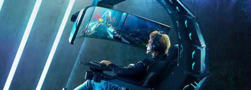Les nouvelles technologies se concentrent sur le divertissement