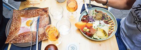 Dix tables pour prolonger l'été à Paris