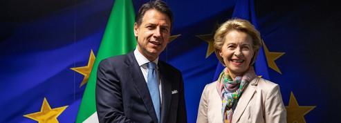 Italie: le gouvernement Conte tend la main à l'Europe