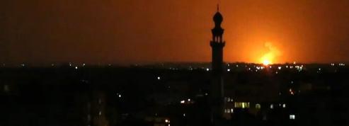 Nétanyahou écourte un meeting après un tir de roquettes depuis Gaza