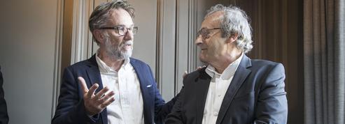 Vincent Ortis, heureux lauréat du Grand prix des Enquêteurs