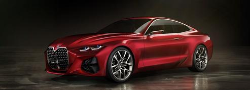 BMW Concept 4, a-t-il le nez creux?