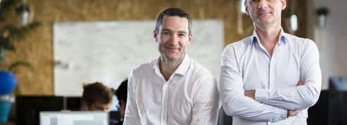 Philippe de Chanville et Christian Raisson visent le milliard de ventes pour ManoMano