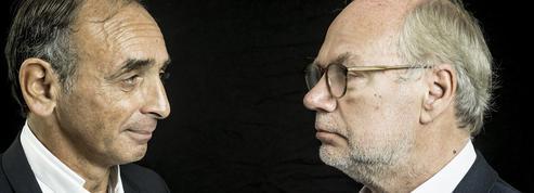 Éric Zemmour et Laurent Joffrin: «Comment définir l'identité française?»