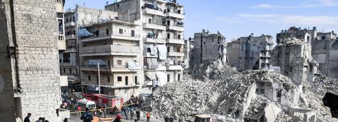 Syrie: «Il n'y aura pas de reconstruction à court terme»