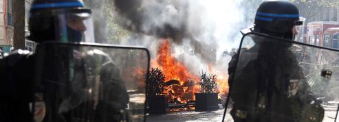 Manifestations à Paris: la préfecture estime avoir «maîtrisé» la situation