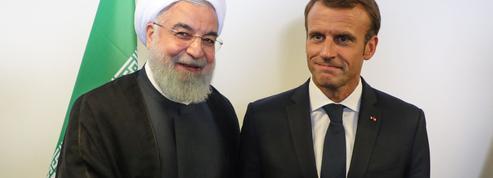 Iran: Macron continue d'œuvrer à une désescalade