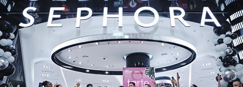 Sephora poursuit sa croissance à deux chiffres