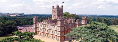 «Downton Abbey»: visite inédite du château de la série mythique
