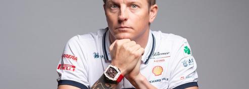 Montre de star – Une Richard Mille pour Kimi Raikkonen