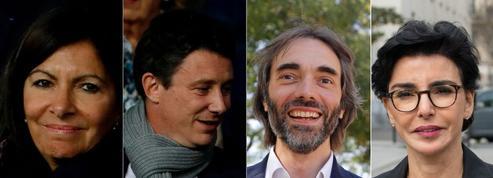 Municipales à Paris: Anne Hidalgo profite des divisions de ses rivaux
