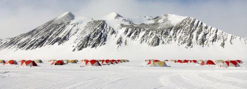 L'Antarctique avec Airbnb