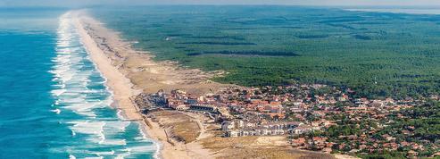 À Lacanau, l'érosion côtière pousse à la relocalisation