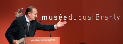 Chirac et les grands travaux: de la bataille de la Pyramide du Louvre au musée des Arts premiers