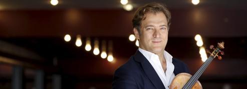 «Des moments très émouvants»: Renaud Capuçon joue pour Notre-Dame
