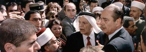 Jacques Chirac, une star, pour la rue arabe, qui avait dit non à Bush sur l'Irak