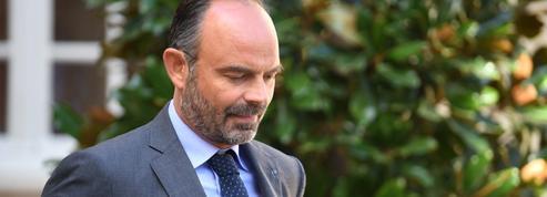 Édouard Philippe «très ému» par le décès de Jacques Chirac