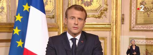 Macron rend hommage à Chirac, «homme d'État que nous aimions autant qu'il nous aimait»