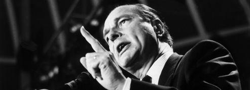 La voix de Chirac a «le son de la tendresse»