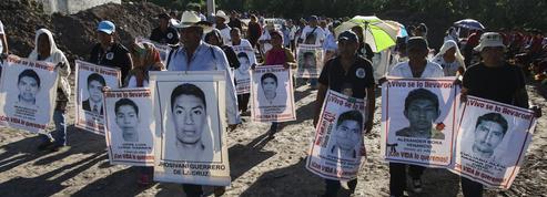 Mexique: cinq ans après, l'enquête sur la disparition des 43 étudiants vire au fiasco