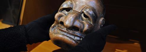 Jacques Chirac: ces masques japonais qui lui ressemblent étrangement