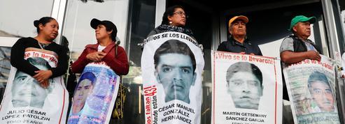 43 étudiants disparus: «Il n'y a pas de justice au Mexique»